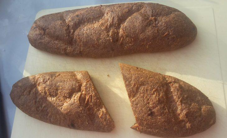 Koolhydraat arme stokbrood
