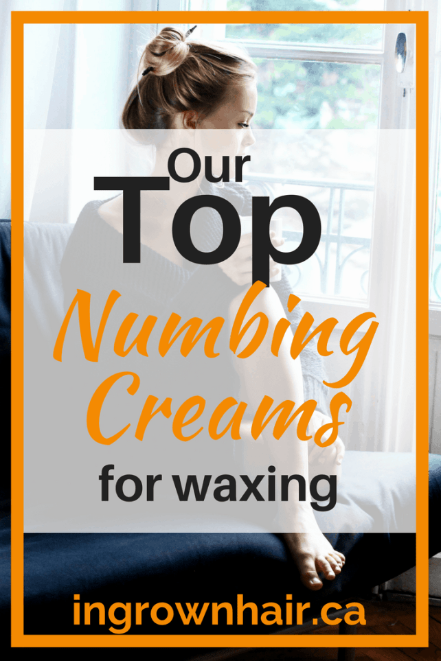 Check out our top numbing creams for waxing.