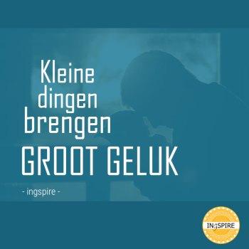 Geboorte quote kleine dingen brengen GROOT GELUK - citaat Ingspire.nl ©