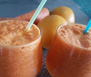 Inspiratie recept gezondheid: Wortel Smoothie