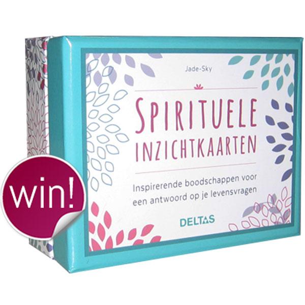 Doe mee & win deze luxe doos met spirituele inzichtkaarten! - www.ingspire.nl