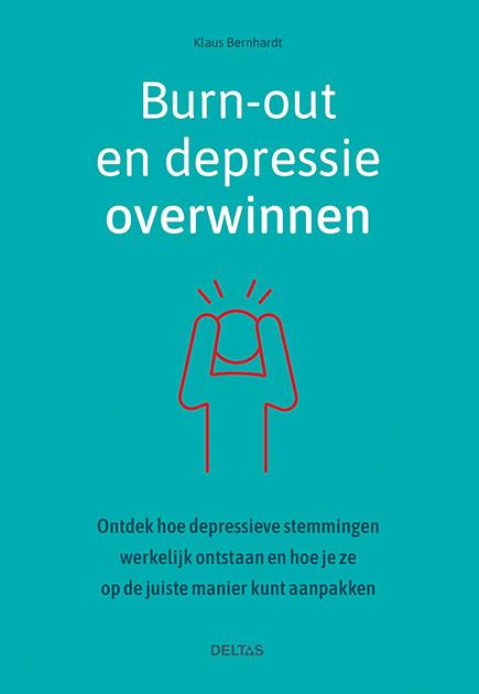 boek 'Burn-out en depressie overwinnen' van auteur Klaus Benhardt