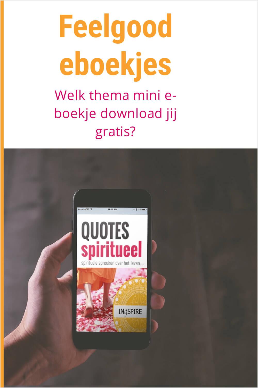 spirituele spreuken voor een spiritueel rijk leven - ingspire citaten boekjes