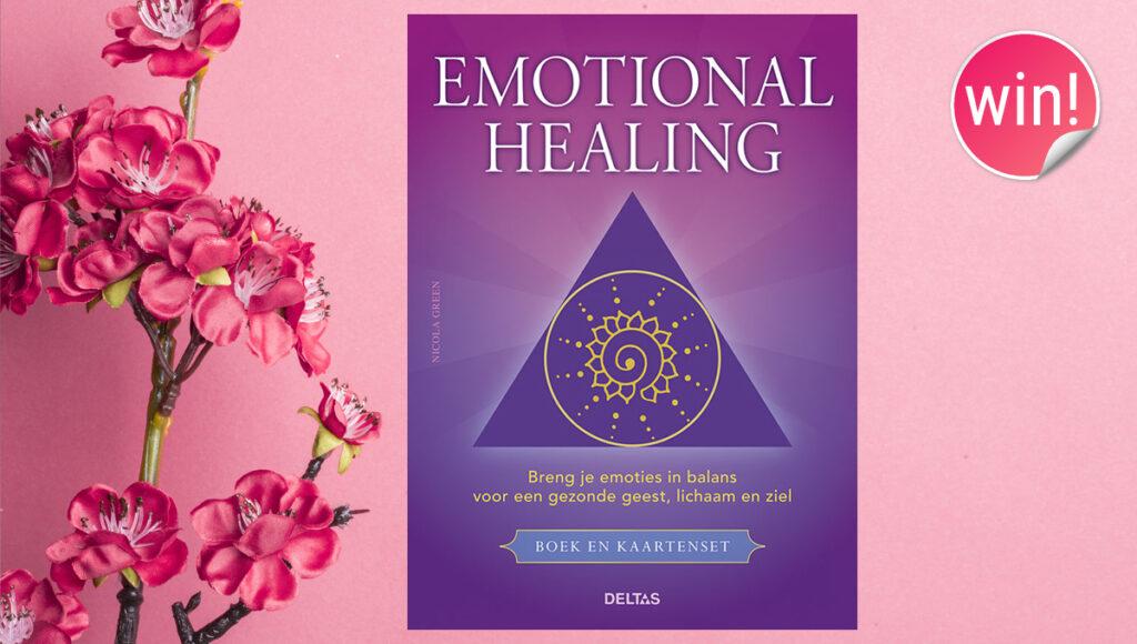 Nieuwe winactie - Maak kans op deze Emotional Healing kaartenset - zie www.ingspire.nl