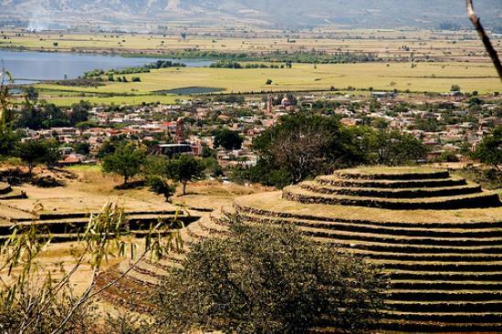 Guachimontones Pyramids in Guadalajara