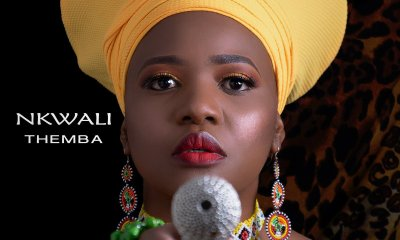 Nkwali Themba Album Art
