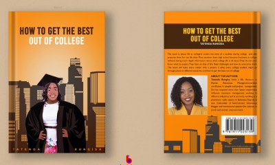 Book Review: How To Get The Most Out Of College by Tatenda Rungisa