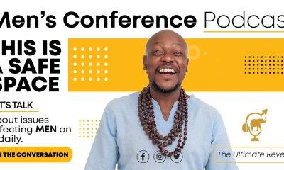Meet Emmanuel Nkomo (Host/Producer) & Makhosi Sibanda (Executive Producer) of the Men's Conference Podcast