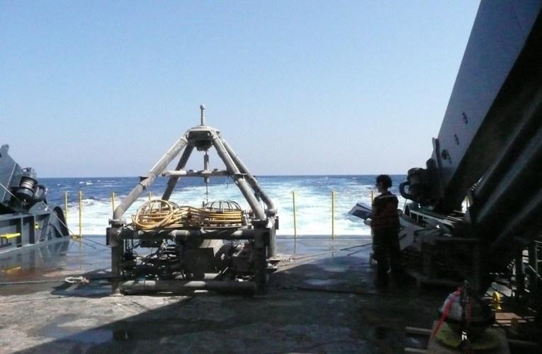 EMSO: una rete di osservatori nel profondo dei mari per comprendere eventi estremi e cambiamenti climatici