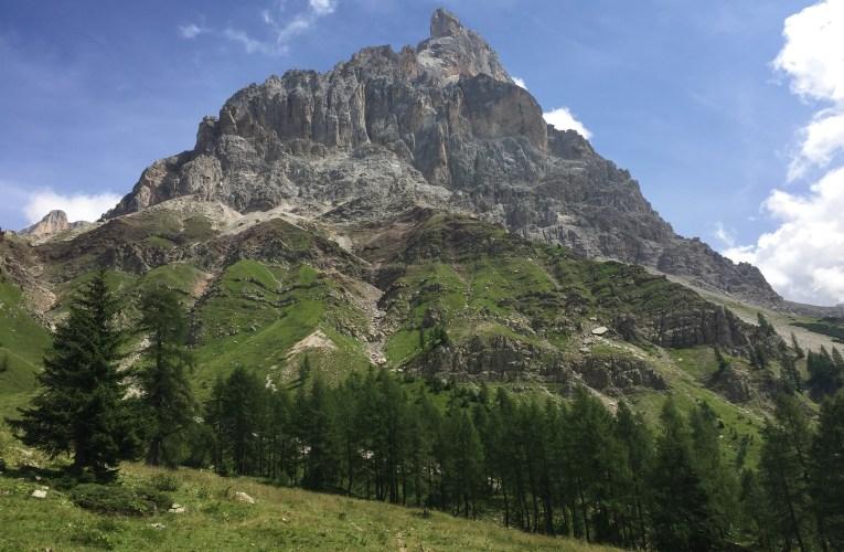 Anche le montagne hanno le radici