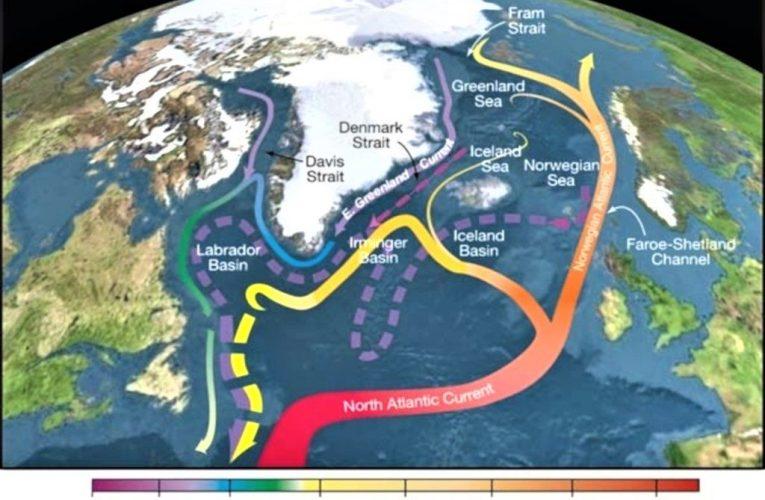 Frammenti di geoscienze: la corrente del golfo e il riscaldamento globale