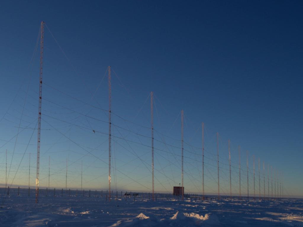 """SuperDARN: come """"fotografare"""" la ionosfera con i radar"""