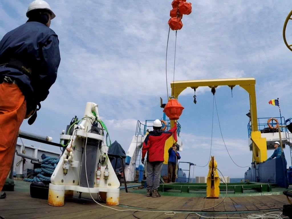 osservatorio sottomarino multidisciplinare