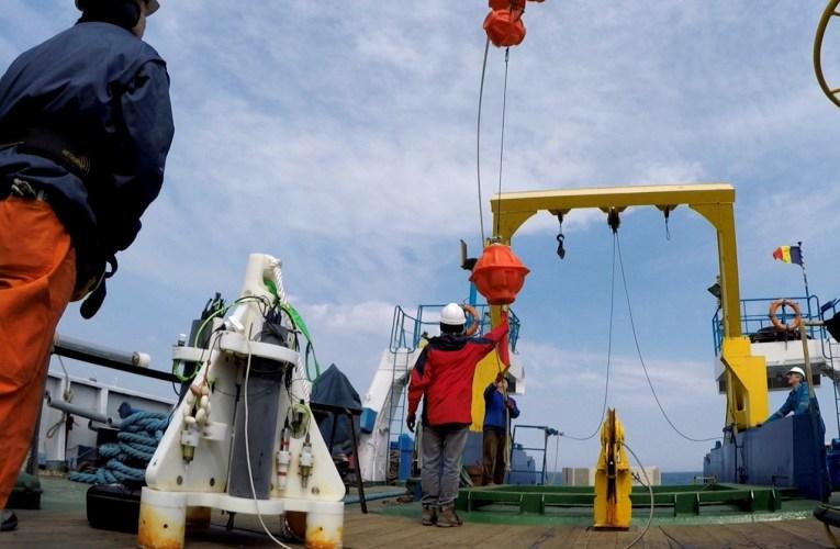 Deposizione di un osservatorio sottomarino multidisciplinare nel Mar Nero