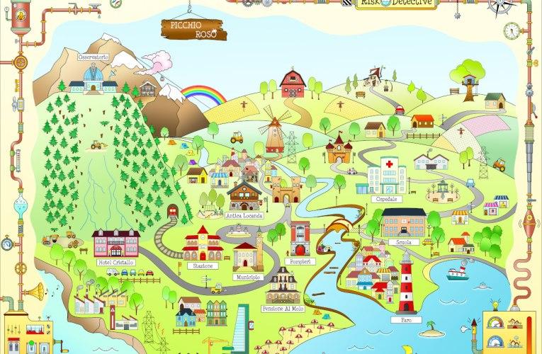 Risk detective: un gioco per imparare ad affrontare i rischi naturali