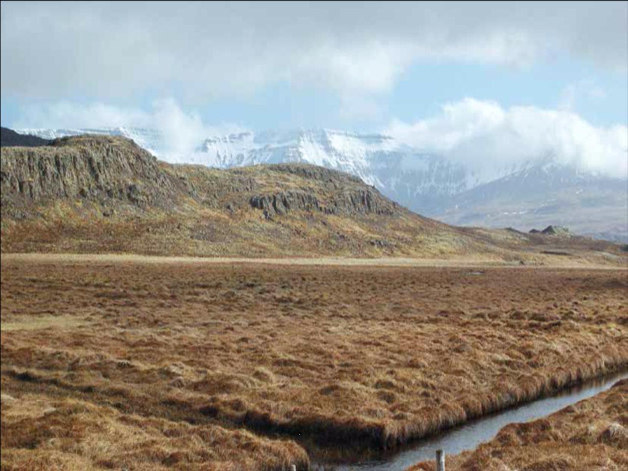 Un progetto per ridurre le emissioni di gas serra in Islanda
