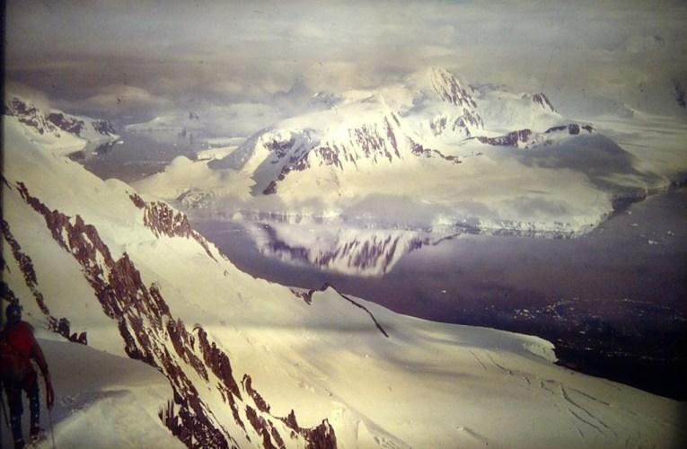 """L'avventurosa spedizione in Antartide """"Renato Cepparo 1975"""""""