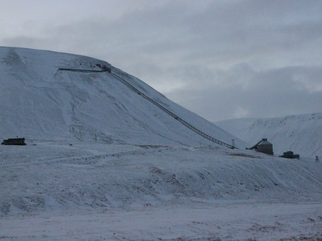 miniera, foto di Ingrid Hunstad