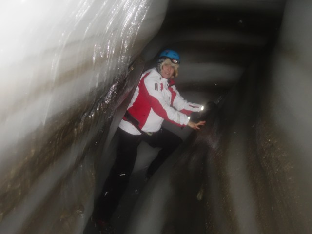 nel ghiaccio, foto di Vincenzo Romano
