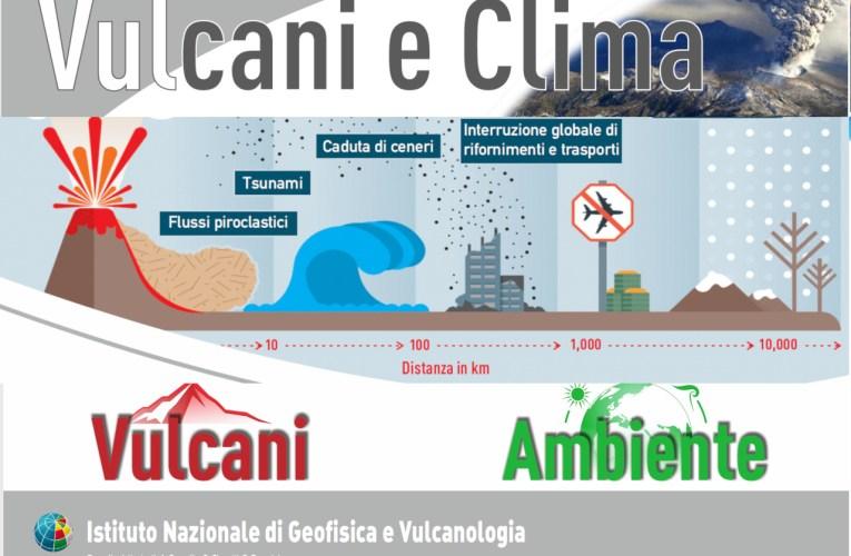Vulcani e clima