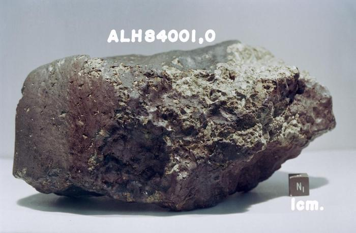 rocce marziane