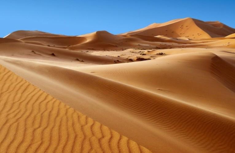geologia del deserto tenerè e cimitero dei dinosauri