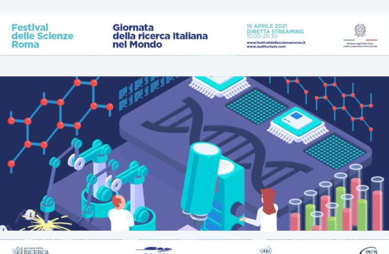 Giornata della Ricerca Italiana nel Mondo 2021