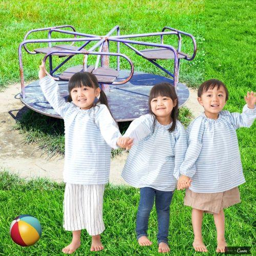 occorrente per eseguire l'esperimento: 3 bambini, una giostra, una palla