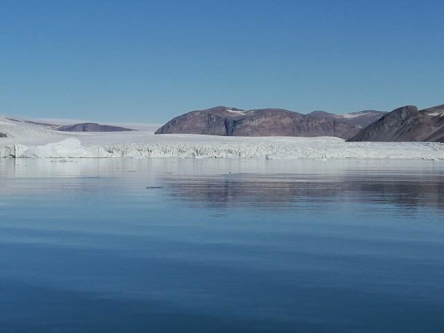 ghiacciaio Knud Rasmussen Foto di S. Danesi