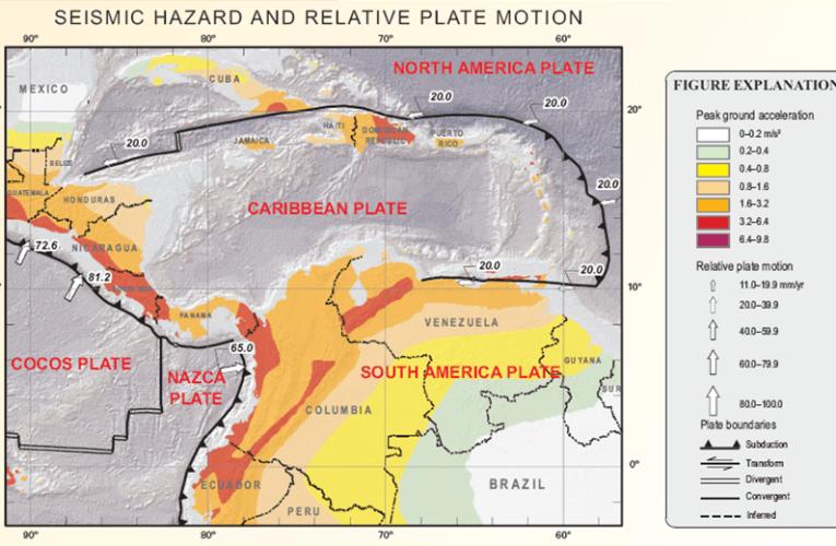 Terremoto M 7.3 El Salvador (27 agosto ore 4:37 UTC)