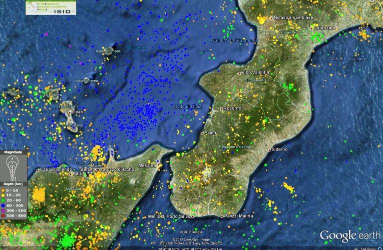 Evento sismico nella provincia di Reggio Calabria, M4.6, 29 agosto: approfondimento