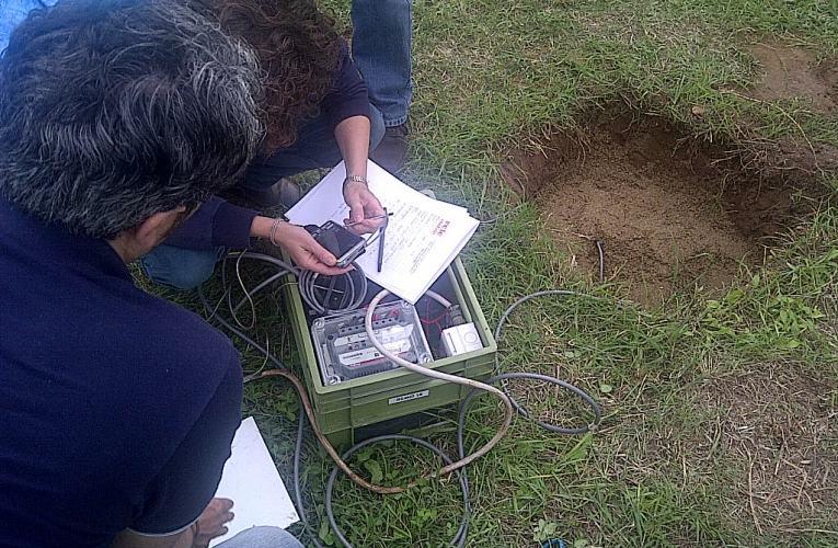 Prosegue il corso Rete Sismica Mobile – Prove pratiche 28 maggio