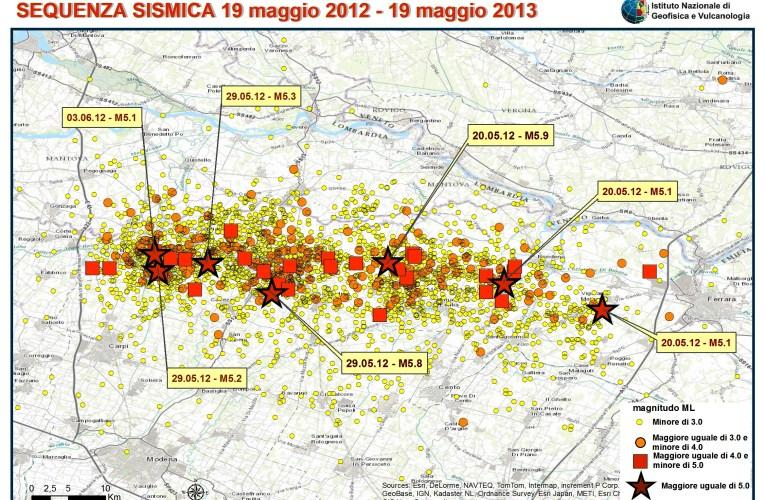 Un anno dopo il terremoto in Emilia