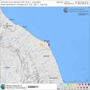 Risentimenti del terremoto del 1690