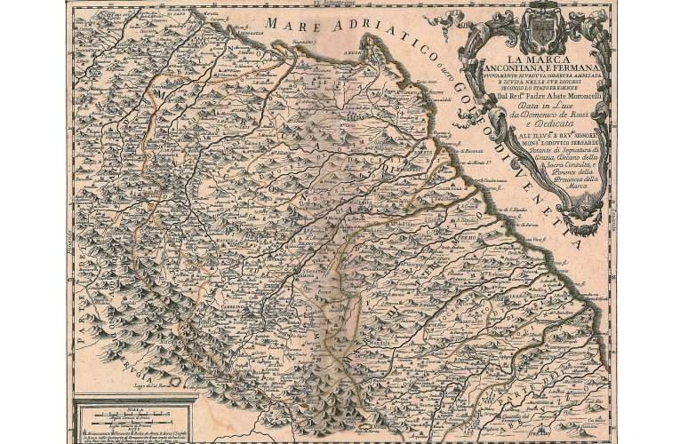 """I terremoti nella STORIA: 24 Aprile 1741, i """"funesti rincontri"""" di una """"terribile, e lunga scossa"""" nelle Marche e in Umbria"""