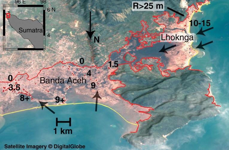 Dieci anni dallo tsunami di Sumatra del 26 dicembre 2004