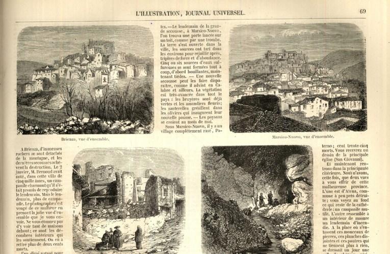 I terremoti nella STORIA:il terremoto del 16 dicembre 1857 in Basilicata, uno dei più distruttivi della storia sismica italiana