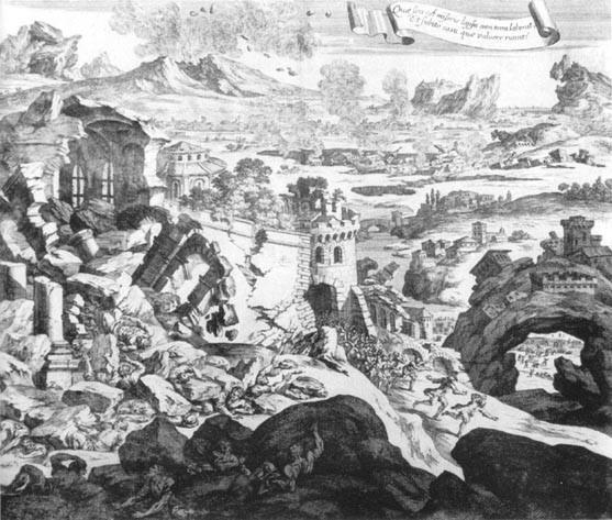 I terremoti nella STORIA:Il catastrofico terremoto dell'11 gennaio 1693 nella Sicilia orientale, l'evento più forte della storia sismica italiana