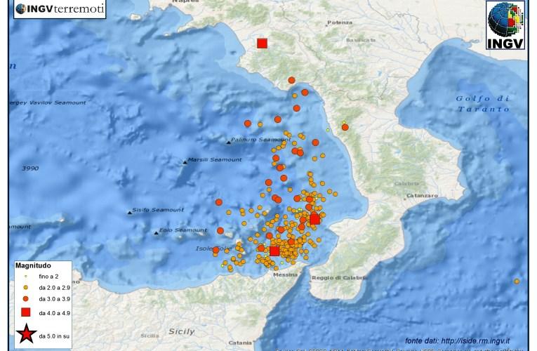 Terremoti profondi in Italia: stanno aumentando?
