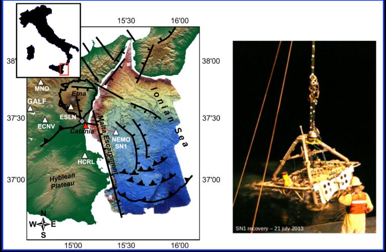 """Segnali sismici nel Mar Ionio: Tiziana Sgroi tra le """"Women in Oceanography"""""""