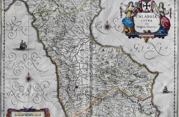 """I terremoti nella STORIA: marzo 1638, uno """"spaventevole terremoto"""" devasta la Calabria centro-settentrionale"""