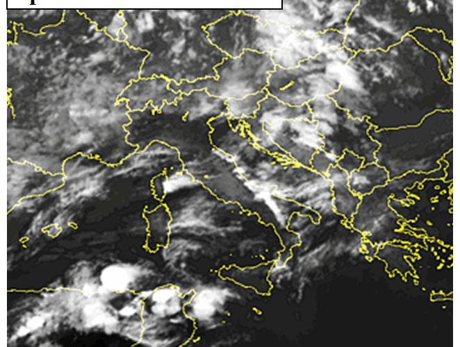 Il terremoto del 2012 in Emilia poteva essere previsto guardando le formazioni nuvolose?