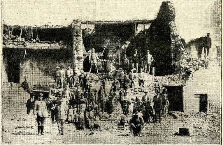 I terremoti del '900: 26 aprile 1917, cento anni dopo