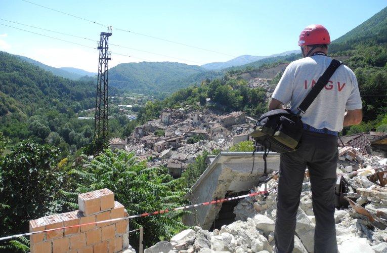 I rilievi macrosismici dei terremoti del 2016-2017 in Italia centrale