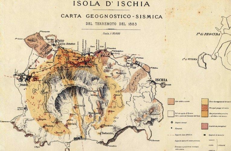 I terremoti nella STORIA: 28 luglio 1883, la catastrofe di Casamicciola sull'isola d'Ischia