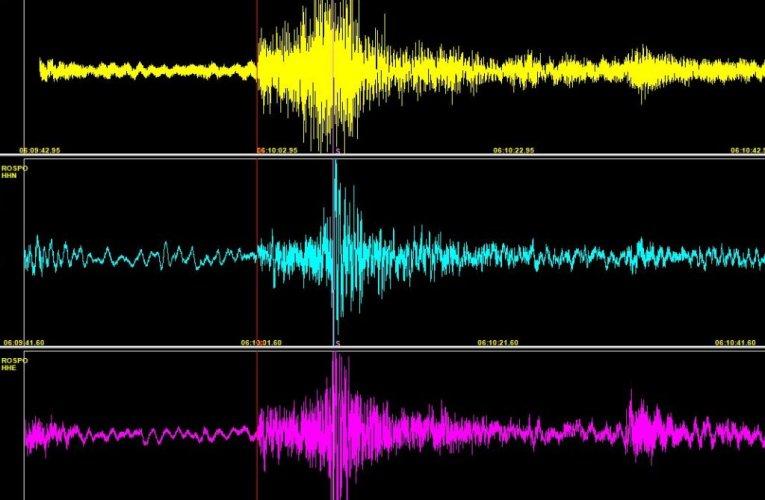 Terremoto in Adriatico: ROSPO c'è