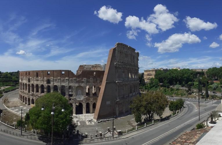 18 maggio: Giornata internazionale dei musei – i terremoti al Colosseo