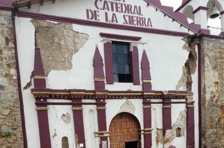 Terremoto di magnitudo M7.6 in Messico, 23 giugno 2020