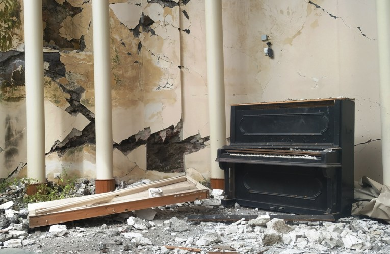 La ricerca scientifica a supporto della ricostruzione dei territori colpiti dal sisma del 26 dicembre 2018: mappatura delle zone sismicamente pericolose