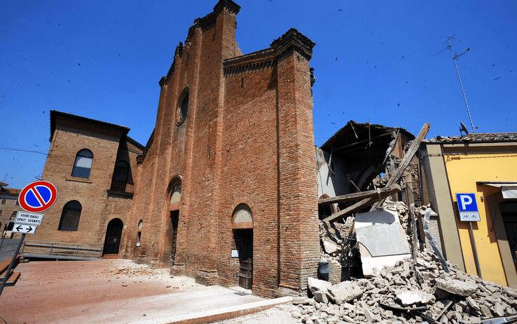 Il terremoto dell'Emilia orientale del 22 ottobre 1796